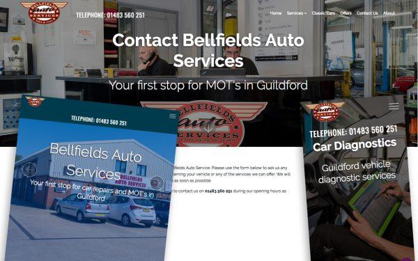 Bellfields AUto Services